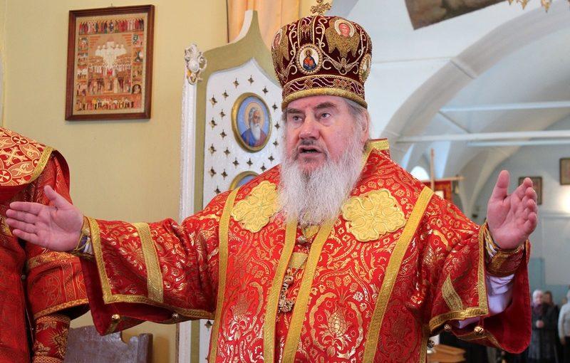 Престольный праздник в день памяти мч. Иоанна Воина